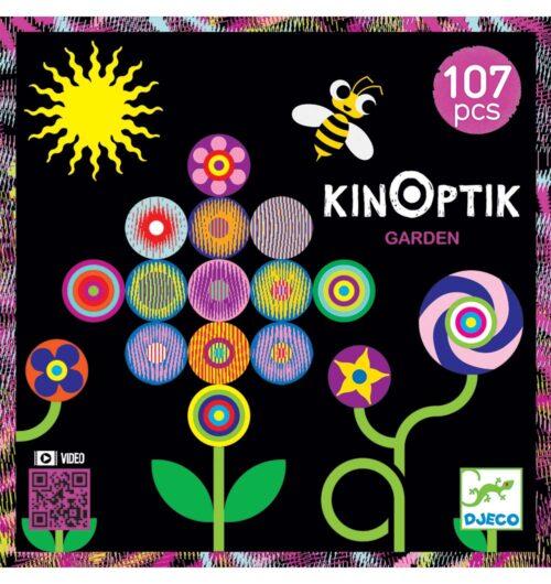 קינופטיק - גינה בתנועה 107 חלקים