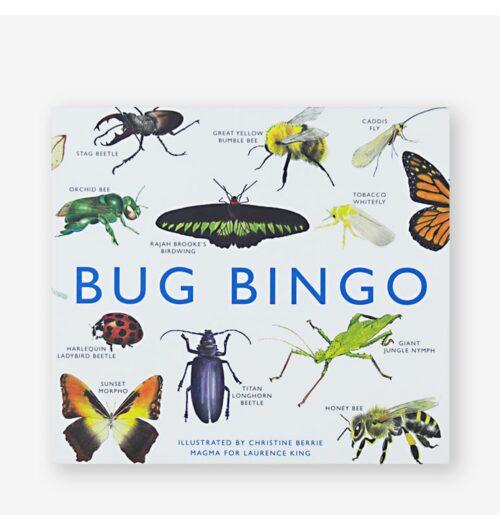 חרקים, בינגו, משחקי קופסא