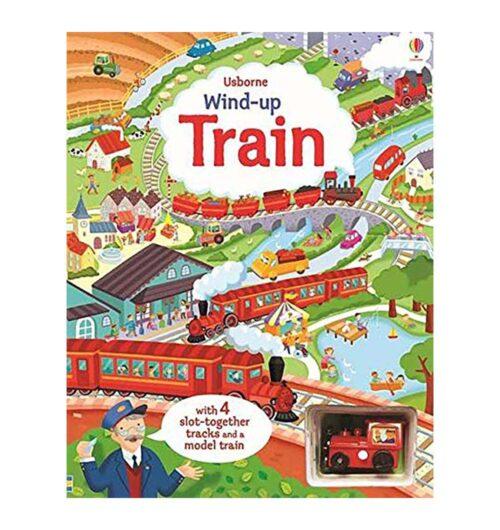 WIND UP TRAIN - רכבת ספר