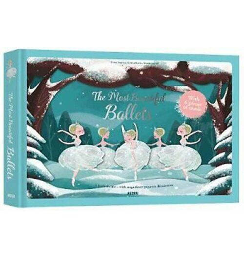 The Most Beautiful Ballet (Paper Theatre)