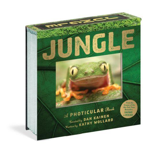ספר הולוגרמות, חיות ג'ונגל