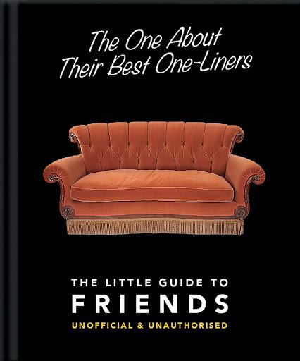 FRIENDS, ספר כיס, ספר ציטטות