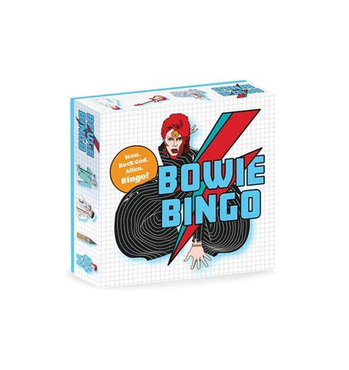 בינגו, דייוויד בואי, BOWIE, משחקי קופסא