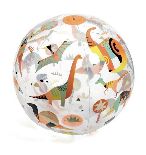 כדור ים, דינוזאורים