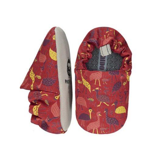 נעלי טרום הליכה, צעד ראשון